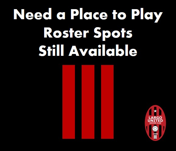 Roster Spots