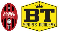 Largo United & BT Sports Academy Join Forces